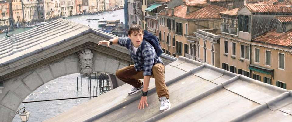 SPIDER-MAN: FAR FROM HOME (July 5)