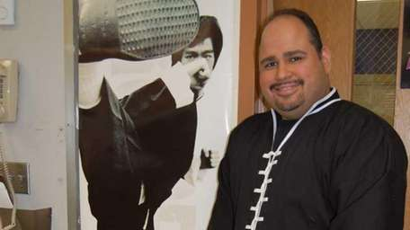 Porfirio Lopez is a social studies teacher at