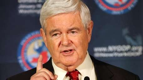 Newt Gingrich will sign copies of his new