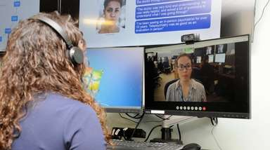 Northwell Health has opened an Emergency Telepsychiatry Hub