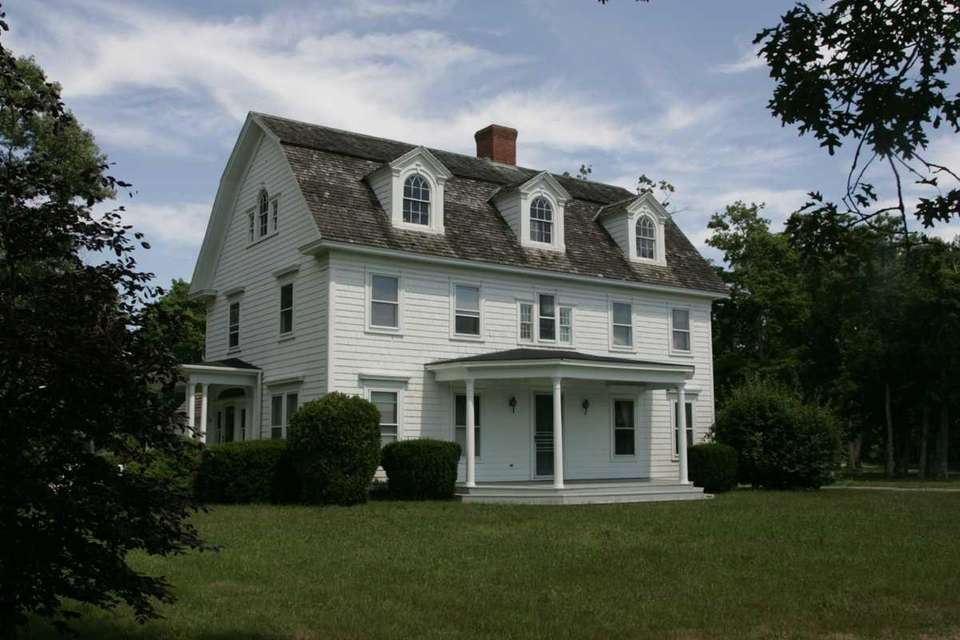 Havens House on Main Street in Center Moriches,