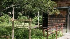 Kaler's Pond Audubon Center in Center Moriches, run