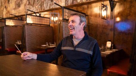 John Murphy, co-owner of James Joyce Irish Pub