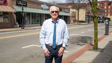 Joseph Keyes, Patchogue village trustee and founder of