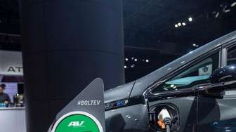 The 2020 Chevrolet Bolt EV as the