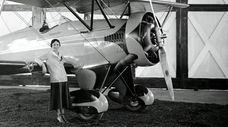 Betty Huyler Gilles, an original member of the