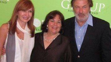Nicole Miller, Ina Garten and Alec Baldwin lend