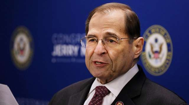 House Judiciary Committee Chairman Jerrold Nadler (D-N.Y.) holds
