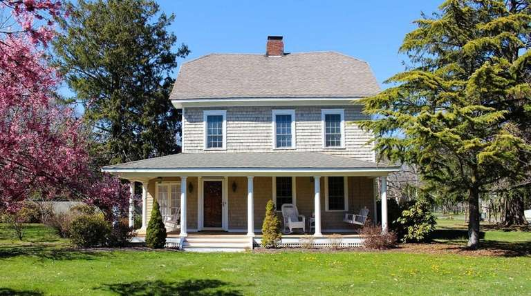 This Bayport home is listed for $624,999.