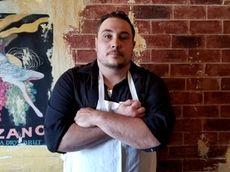 Merrick baker Andrew Mincher will compete on Sunday's