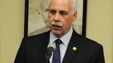 Suffolk County Legis. Kevin McCaffrey (R-Lindenhurst).