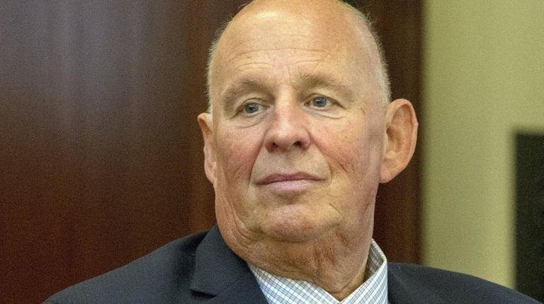 New Nassau IDA executive director Richard Kessel said