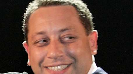 Felix Sater, a former Port Washington resident, was