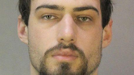 Matthew Veltri, 26, of Massapequa Park, pleaded not
