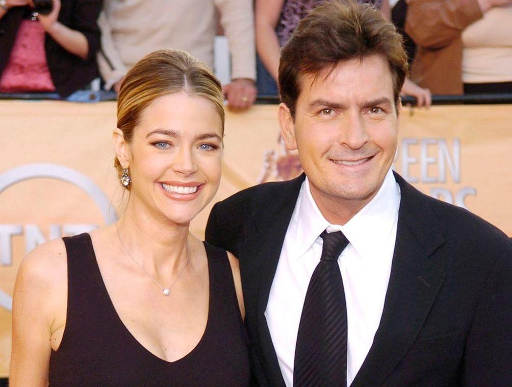 Parents: Denise Richards and Charlie Sheen Children: Eloise