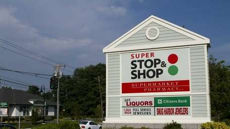 The Stop and Shop on Merrick Road on