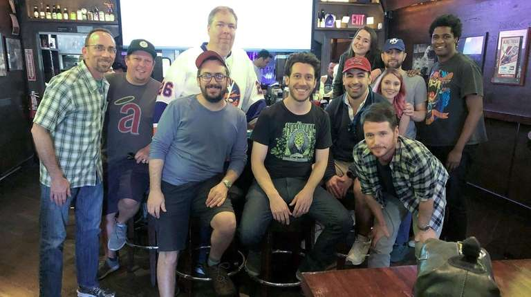 """The Los Angeles """"Isles Meetup"""" group, led by"""