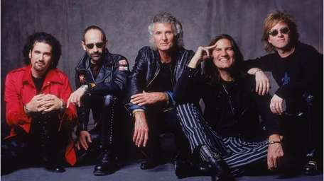 The 70s classic rock band Grand Funk Railroad
