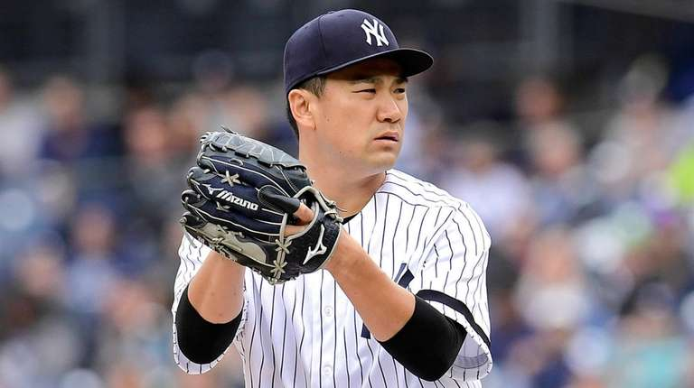 355559494f0 Masahiro Tanaka does what he can to keep Yankees afloat