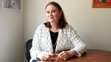 Janine Logan, senior director at Nassau-Suffolk Hospital Council,