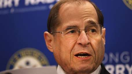 Rep. Jerrold Nadler (D-Manhattan) on the Mueller report:
