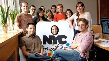 NYCMate Developers