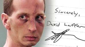David Laffer, charged with killing four people June