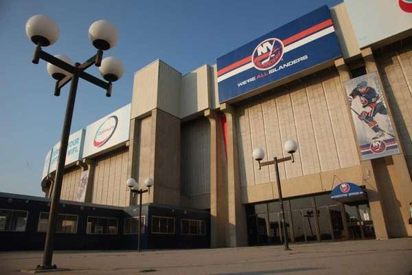 The Nassau Coliseum. (July 6, 2011)