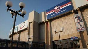 The Nassau Coliseum. (July 6, 2011)