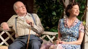Tracy Letts and Annette Bening star in the