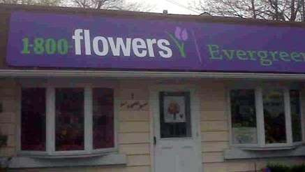 A 1-800-FLOWERS franchise shop in Lindenhurst.