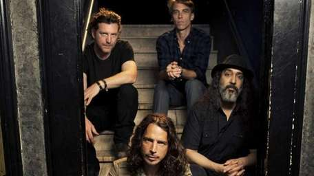 Chris Cornell and Soundgarden are touring for the