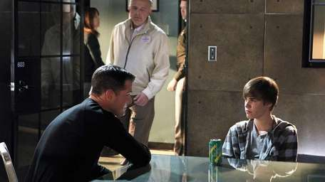 George Eads, left, will not appear on in