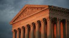 The U.S. Supreme Court on Oct. 4, 2018.
