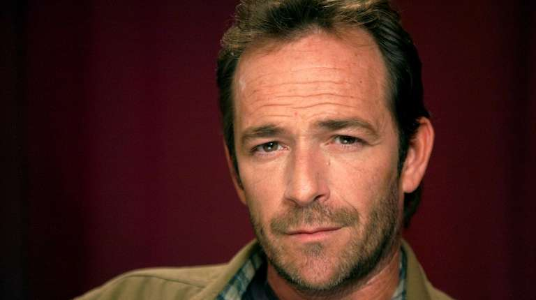 Luke Perry, who died on March 4, played