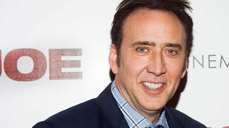 Nicolas Cage filed for an annulment from Erika
