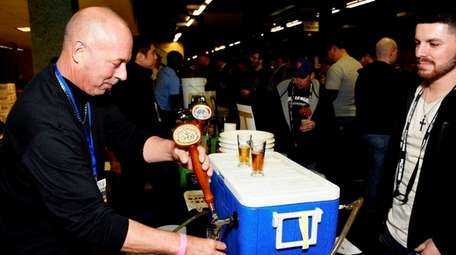 The Spring Craft Beer Festival takes place Saturday