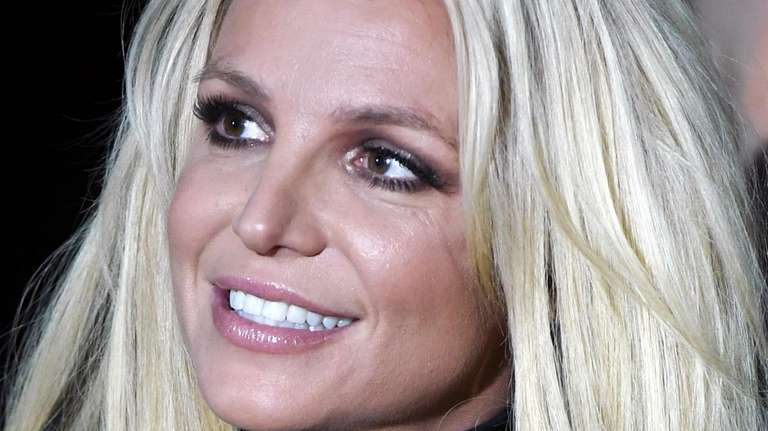 Britney Spears, who reportedly has been in a