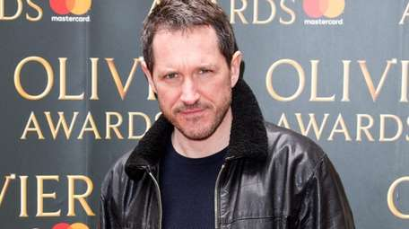 Bertie Carvel, who won an Olivier Award in