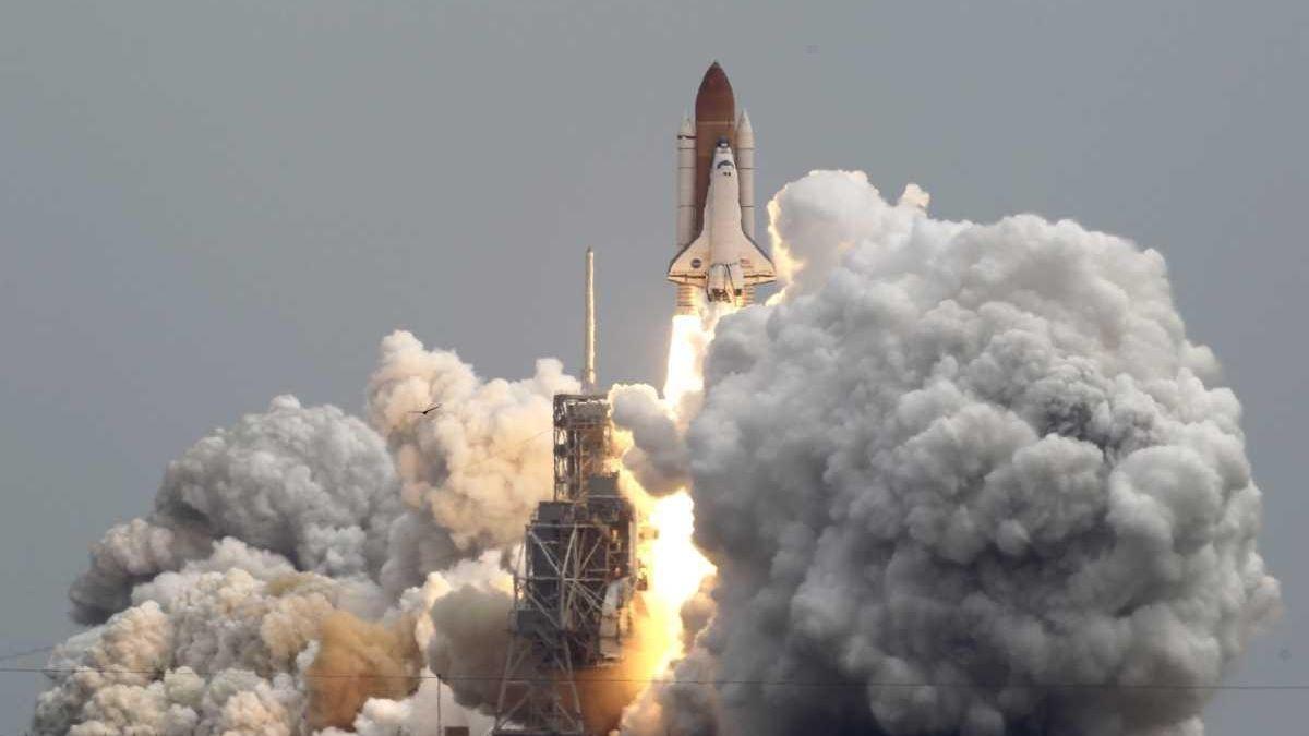nasa shuttle development triumph and tragedy - 1280×719
