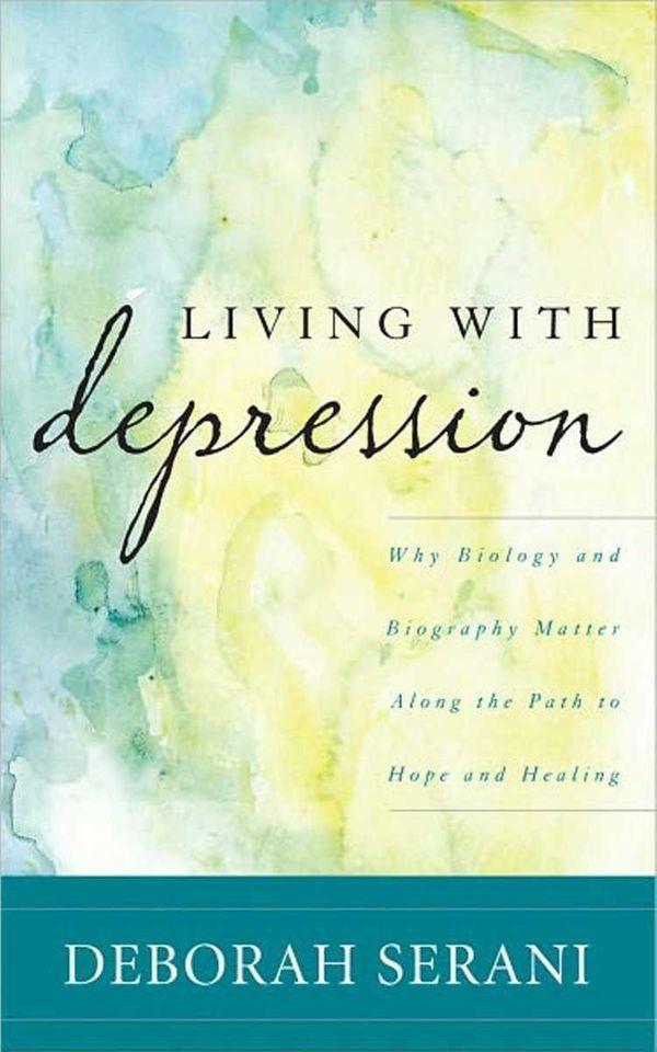 The cover of Deborah Serani's book,