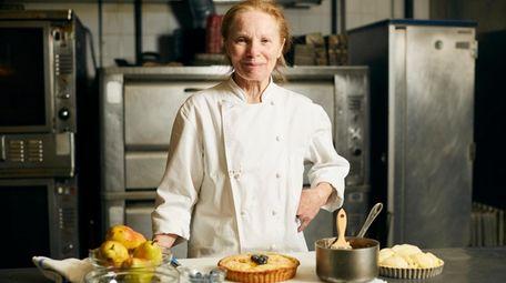 Diane Margaritis of Diane's Bakery in Roslyn.
