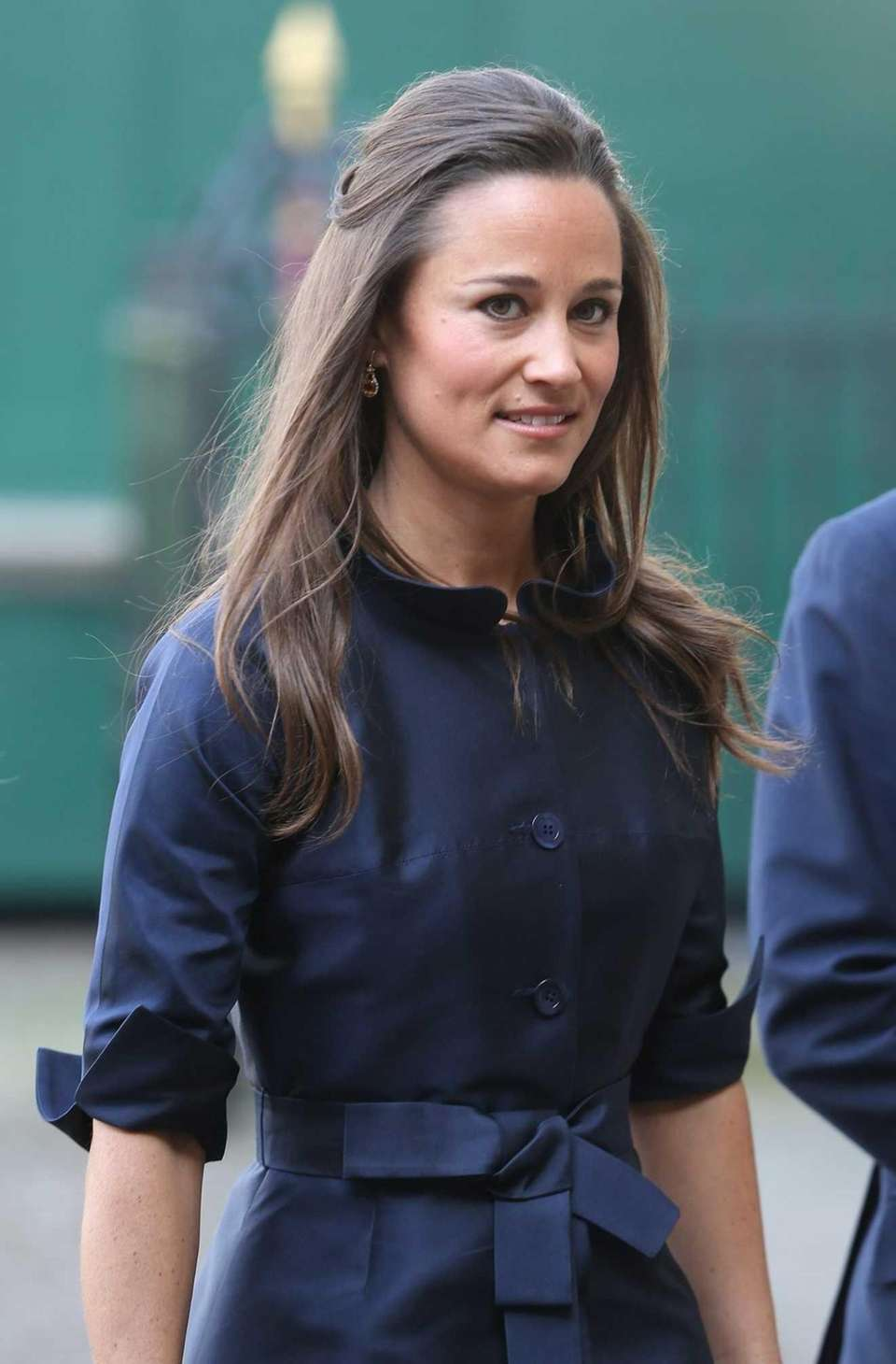 LONDON, ENGLAND - MARCH 13: Pippa Middleton attends