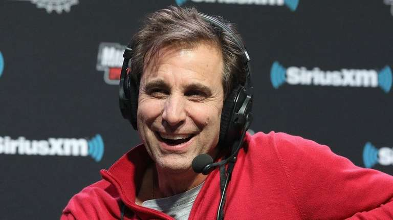 Chris Russo attends SiriusXM at Super Bowl LIII