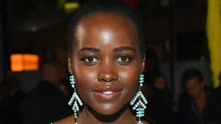 NEW YORK, NY - SEPTEMBER 07: Actress Lupita