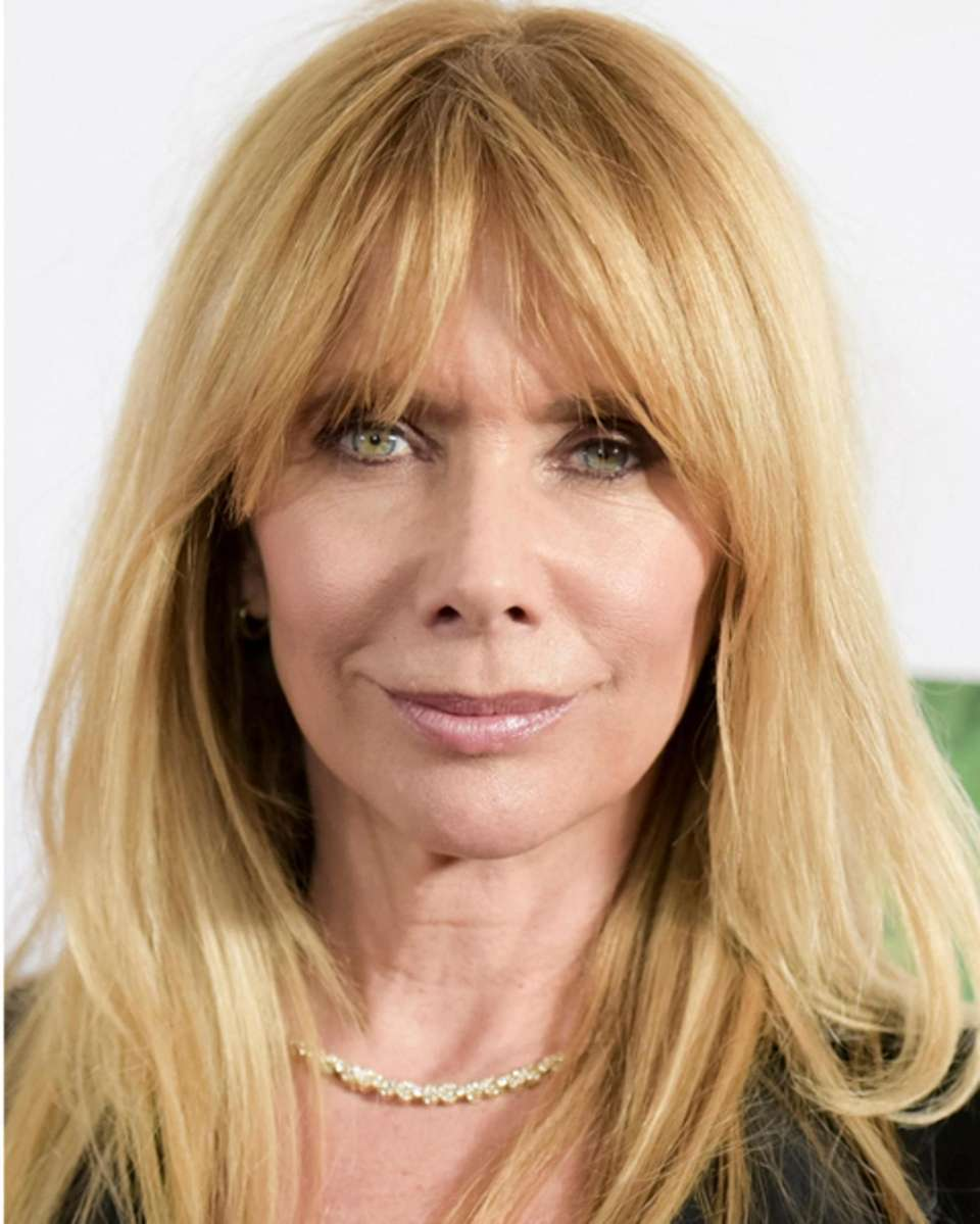 Rosanna Arquette who is among the many women