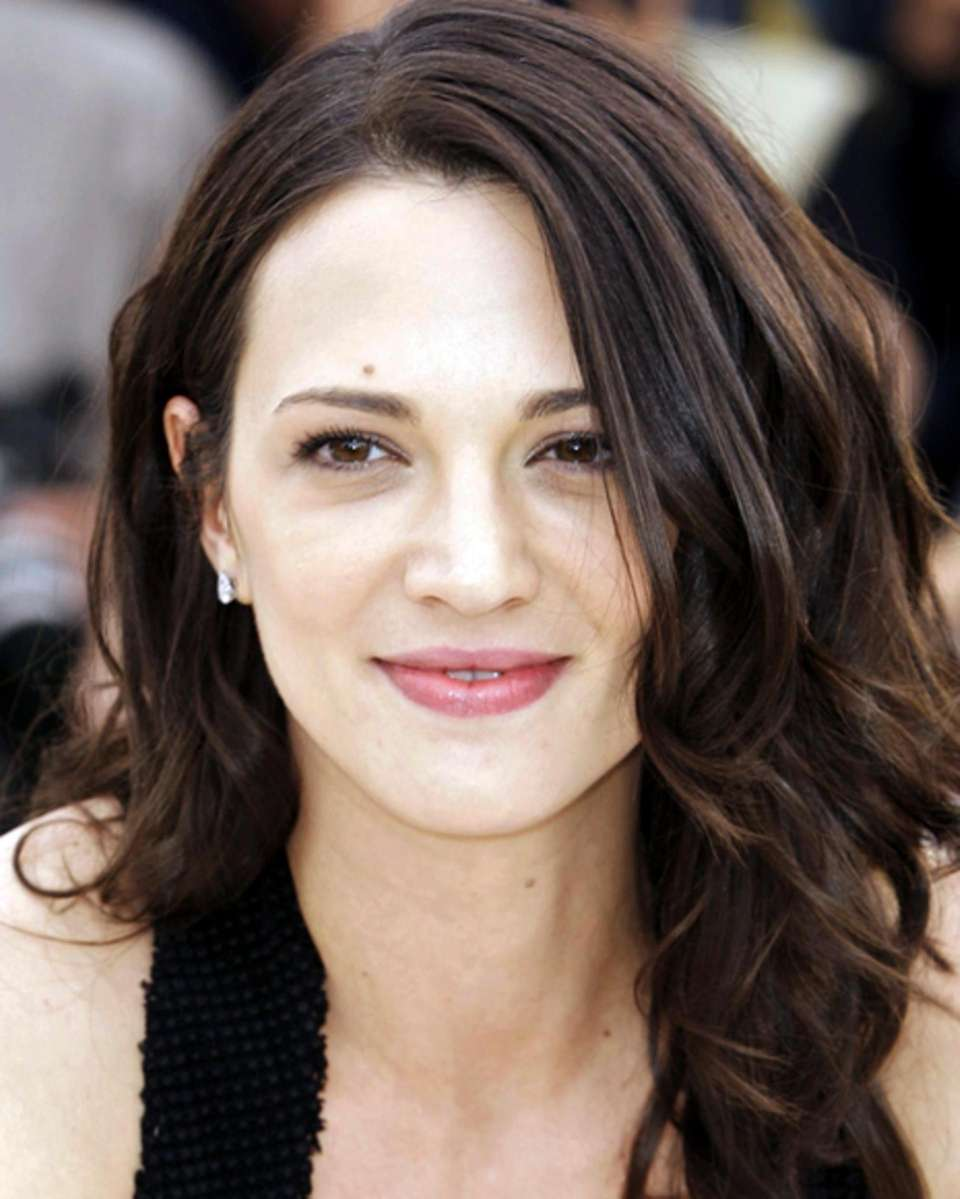 Asia Argento  who is among the many