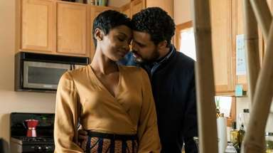Emayatzy Corinealdi as Tia Young and Howard