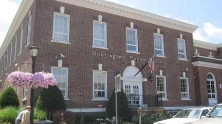 The Huntington Public Library was founded in 1759,