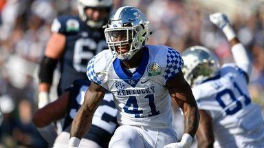 Kentucky's Josh Allen